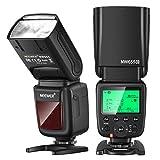Neewer NW655 Flash de Cámara para Nikon, 2,4G TTL HSS 1 / 8000s GN58 Flash Inalámbrico Compatible con Nikon D810 D800 D750 D700 D7500 D7000 D7100 D90, etc. (Disparador No Está Incluido)