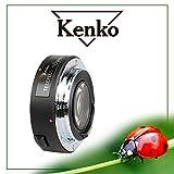 Kenko HD Pro 1.4 DGX - Multiplicador para Objetivo, Color Negro