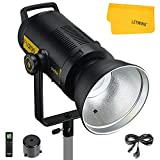 Godox FV200 - Bombilla LED de 200 W para cámaras Canon Nikon, Sony, Fuji, Panasonic, Olympus y Pentax (1/8000 HSS)
