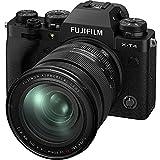 Fujifilm X-T4 - Kit de cámara con Objetivo XF16-80/4, Color Negro