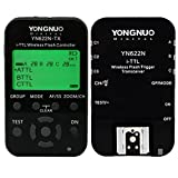 Yongnuo YN622N-KIT - Kit de Disparador de Flash inalámbrico HSS iTTL y transmisor para cámara Nikon