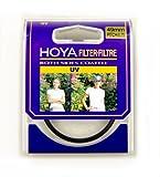 Hoya UV Filter 49mm - Filtro para cámara (Transparente)