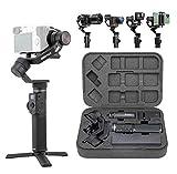 FeiyuTech G6MAX - Estabilizador Todo en uno, 3 Ejes, Universal para teléfonos móviles, cámaras Sony RX100, A6300, A6400, A6500, cámaras réflex Digital sin Espejo y cámaras de acción Gopro, Sony RX0