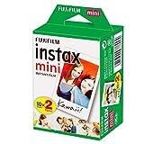 Papel Fuji FOTOGRAFICO INSTAX Mini Glossy 10X2
