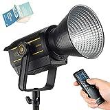 Godox FV150 150W 1/8000 HSS Studio Flash Estroboscópico con LED Iluminación Continua, Inalámbrico 2.4G X para Canon Nikon Sony Fuji Olympus Panasonic Camera (FV150)