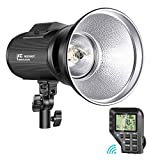 Neewer i4T EX 400W Monolight Compatible con Canon 2,4G TTL HSS Estudio Flash Estroboscópico con Disparador Inalámbrico Lámpara de Modelado Reciclar en 0,2-1,3s 520 Flashes de Potencia Completa