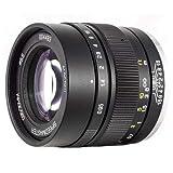 Mitakon MTK35M95M2FX Speedmaster 35mm f/0,95Mark II Lente para Fuji X cámaras sin Espejo-Negro