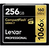 Lexar Professional - Tarjeta de memoria CompactFlash 1066x de 256 GB