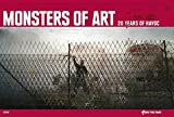 Monsters Of Art: 20 Years of Havoc: 13 (On The Run Books)