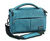 Cullmann Malaga Maxima 70 - Funda para cámara (22,5 x 13,5 x 9 cm), Color Azul