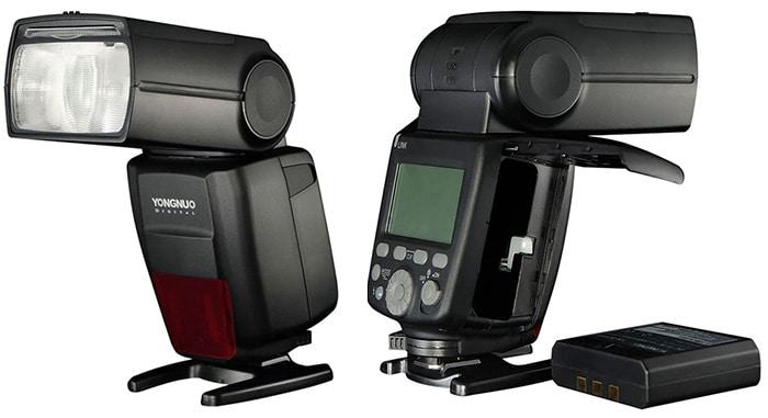 Flash Yongnuo YN686EX-RT para Canon.
