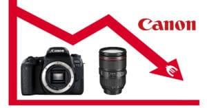 Bajada de precios Canon