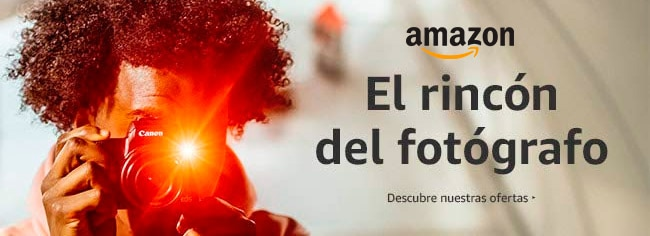 Rincón del fotógrafo Amazon.