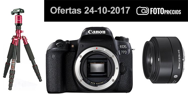 Ofertas fotográficas 24-10-2017