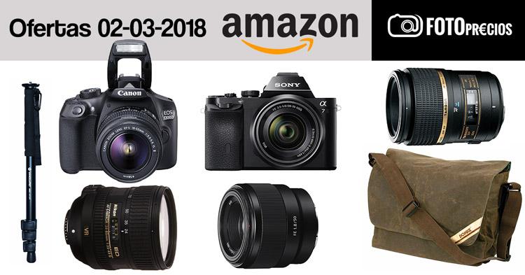 Ofertas fotográficas del 2 de marzo.
