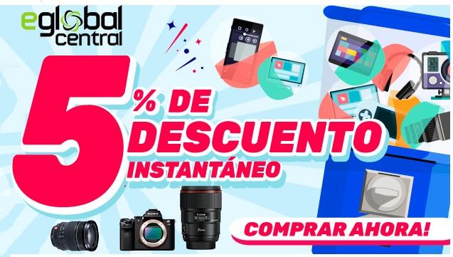 Ofertas eGlobalCentral fotografía.