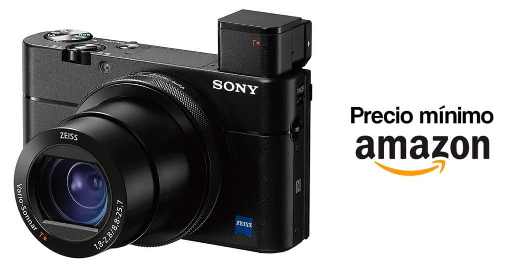 Precio más barato de la Sony RX100 V.