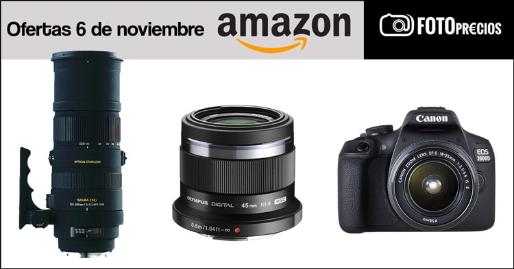 Foto-ofertas del 6 de noviembre