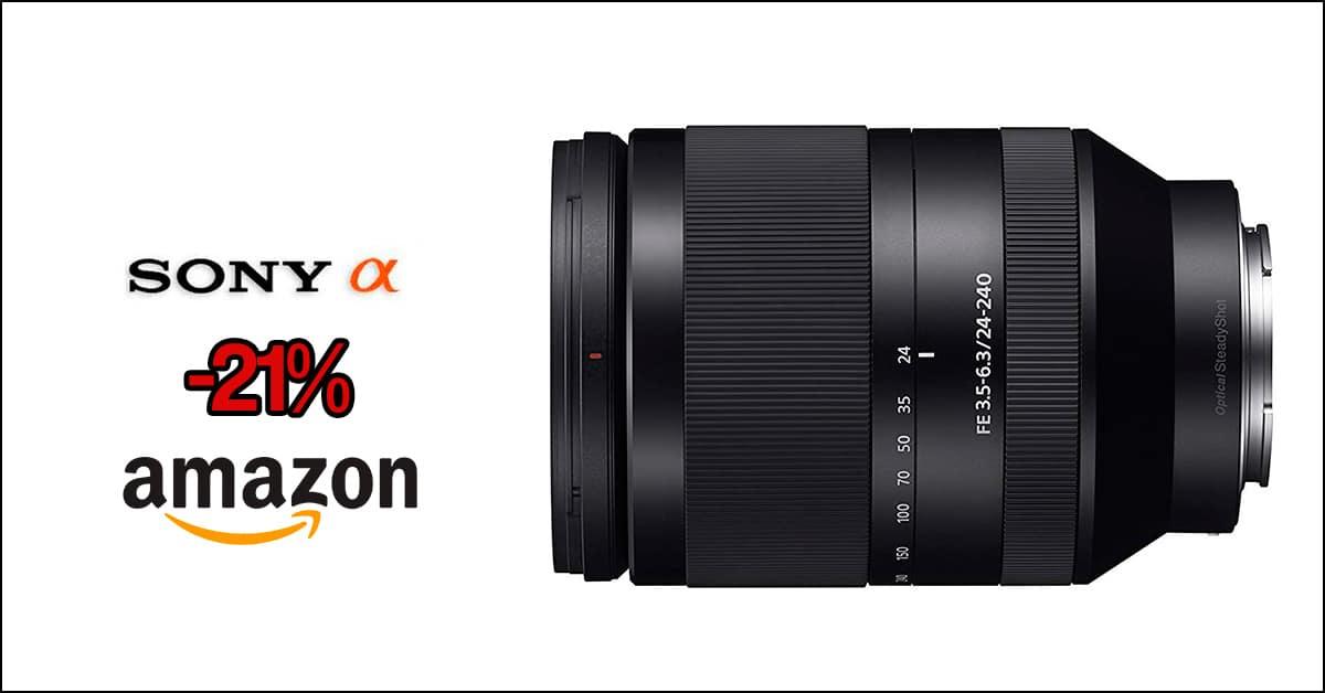 Precio mínimo Sony FE 24-240mm
