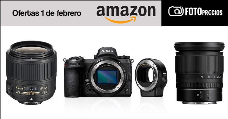 Foto-ofertas del 1 de febrero en Amazon.