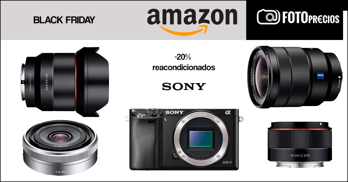 Reacos -20% Sony Black Friday