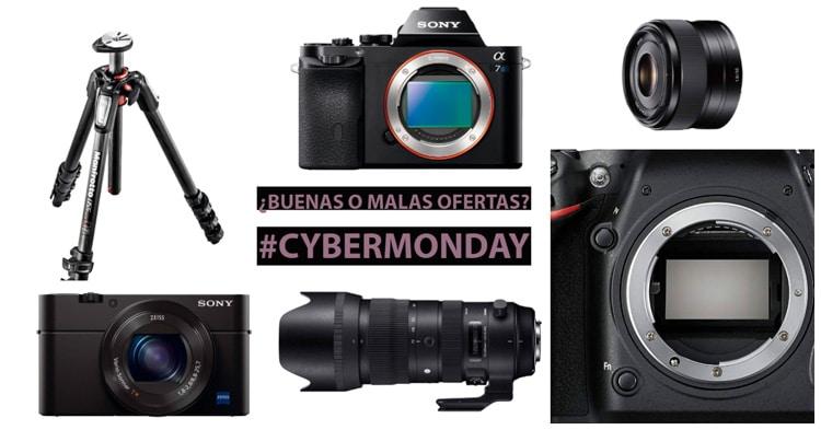 Análisis de ofertas del Cyber Monday