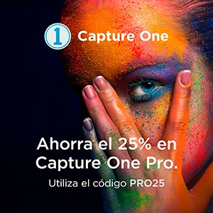 Capture One Pro anuncio