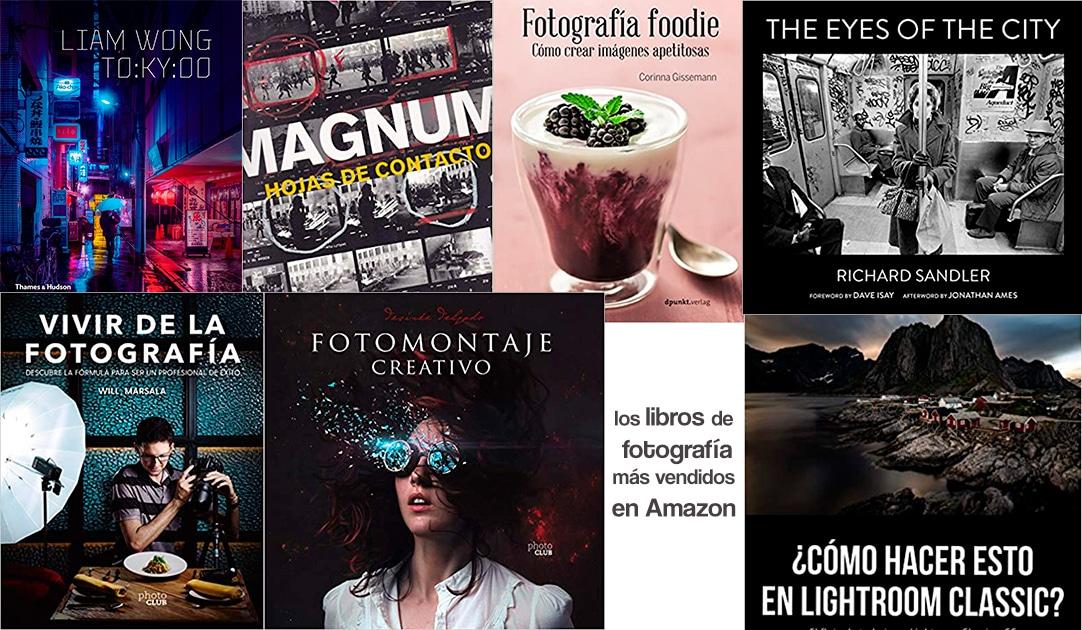 Mejores libros de fotografía en Amazon.