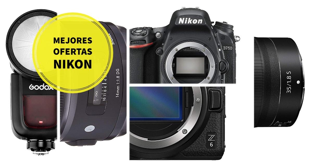 Mejores ofertas para Nikon en Amazon.