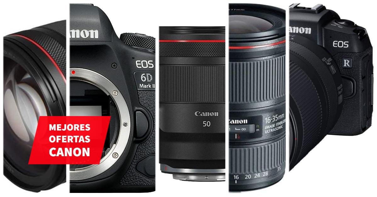 Mejores ofertas para Canon en Amazon.