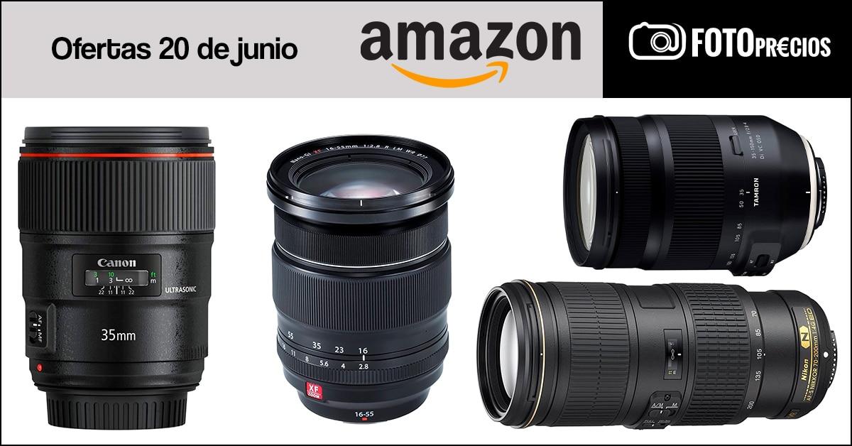 FotoPrecios Amazon 20 de junio.