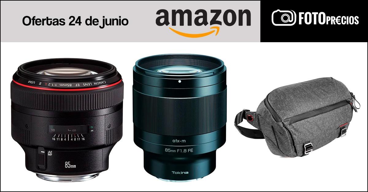 FotoPrecios mínimos en Amazon del 24 de junio.