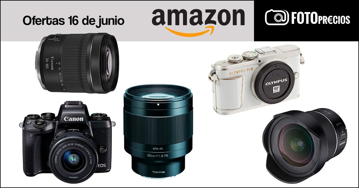 FotoPrecios Amazon 16 de junio.