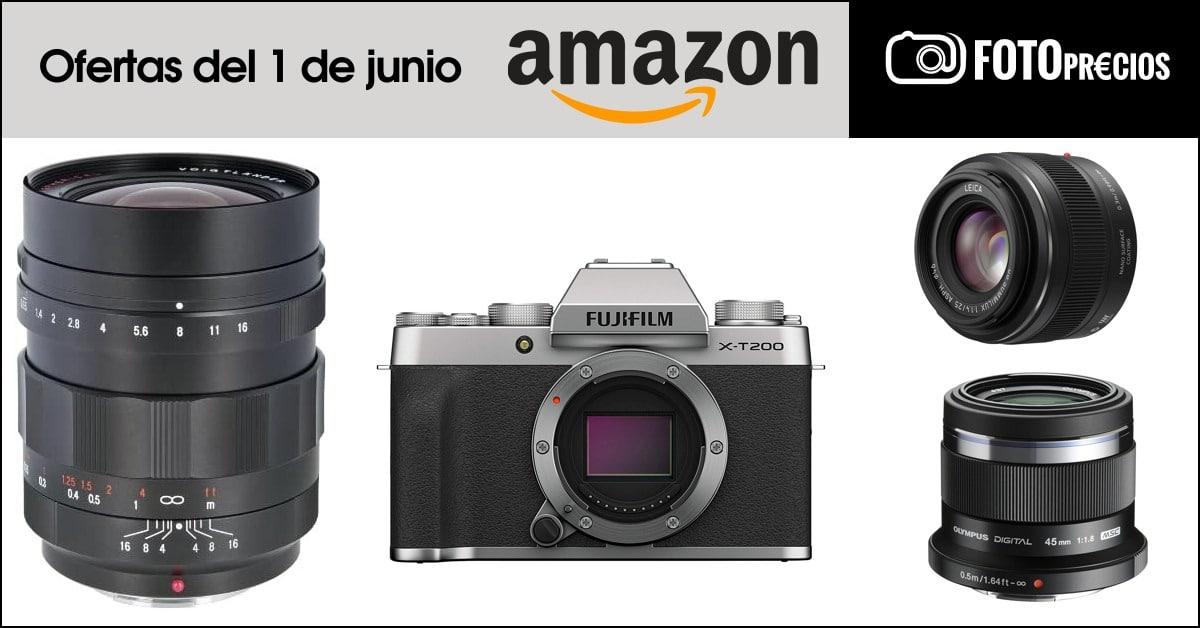 Precios minimos fotografia del 1 de junio en Amazon.