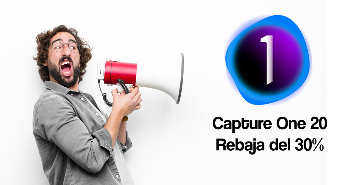 Ofertas Capture One 20