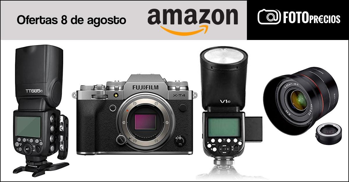 Foto Precios mínimos del 8 de agosto en Amazon.