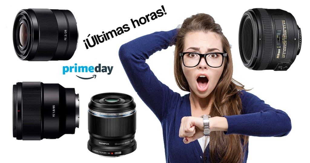 Últimas horas de objetivos Prime .Day 2020