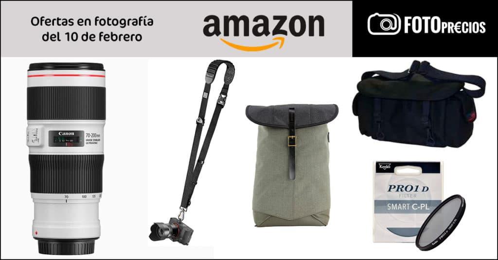 FotoPrecios mínimos del 10 de febrero en Amazon.