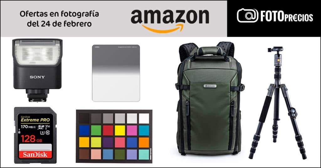 FotoPrecios mínimos del 24 de febrero en Amazon