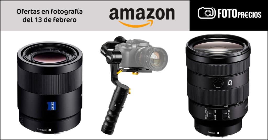 Precios mínimos: Sony Zeiss 55mm F1.8, Sony 24-105mm F4.