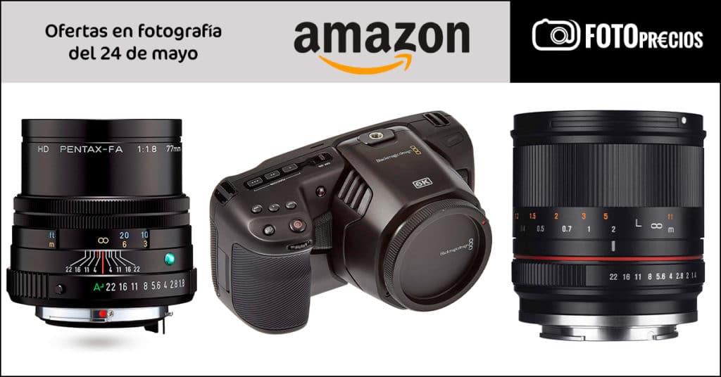 FotoPrecios mínimos del 24 de mayo en Amazon.