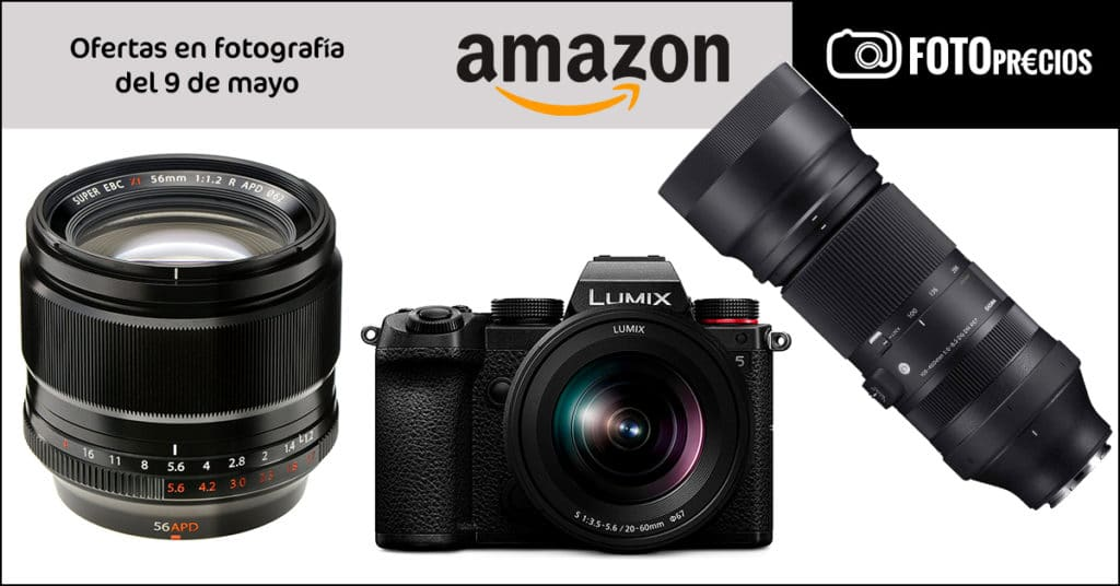 Foto Precios mínimos Fujinon 56mm F.2 R APD y Sigma 100-400 patra Sony E.