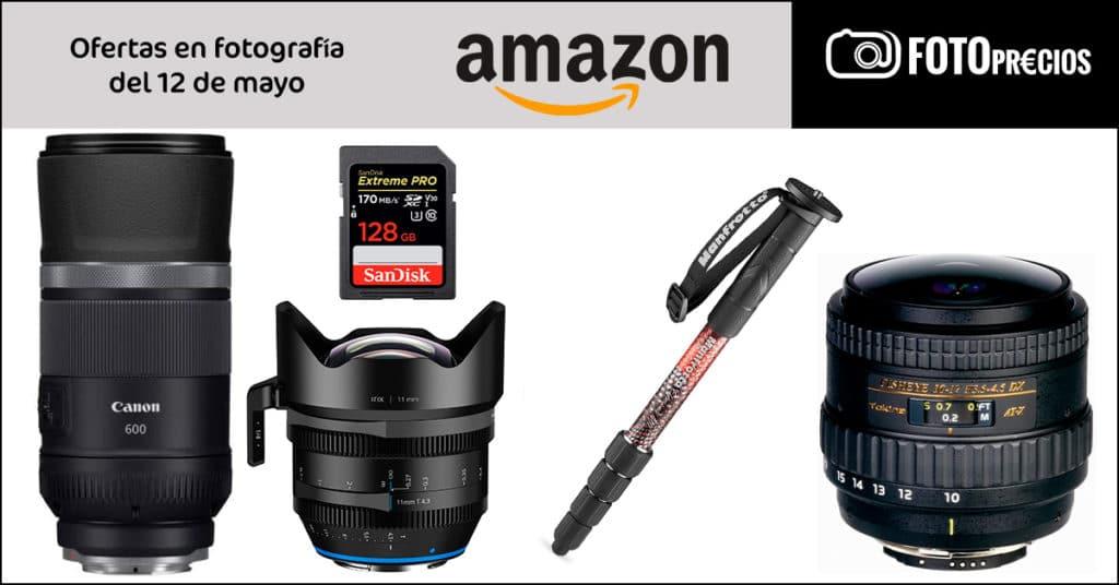 FotoPrecios mínimos: Canon RF 60mm F11, tarjetas SD Sandisk Extreme Pro...