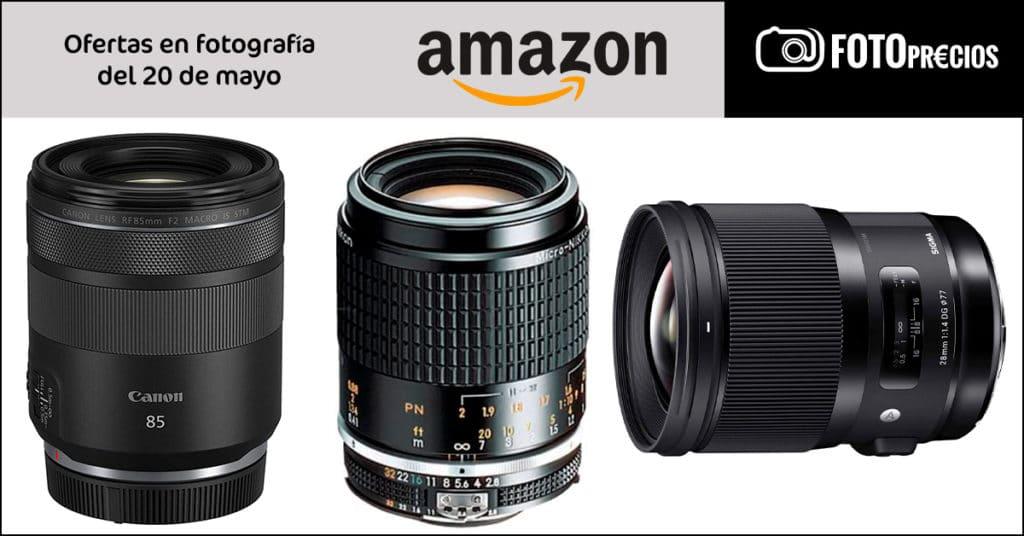 Precio mínimo en Canon RF 85mm f2 macro, Nikkor 105mm f2.8 ai.