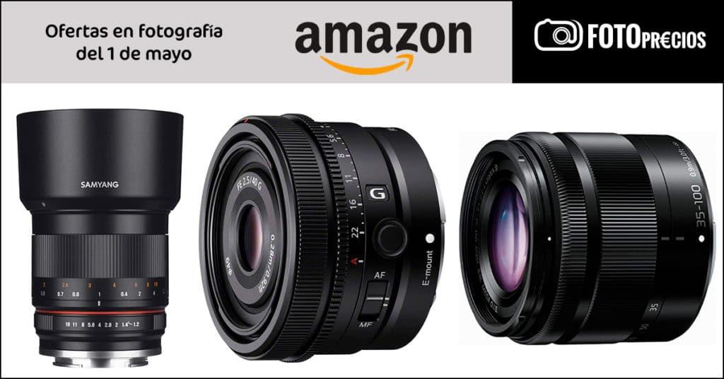 FotoPrecios mínimos del 1 de mayo en Amazon.