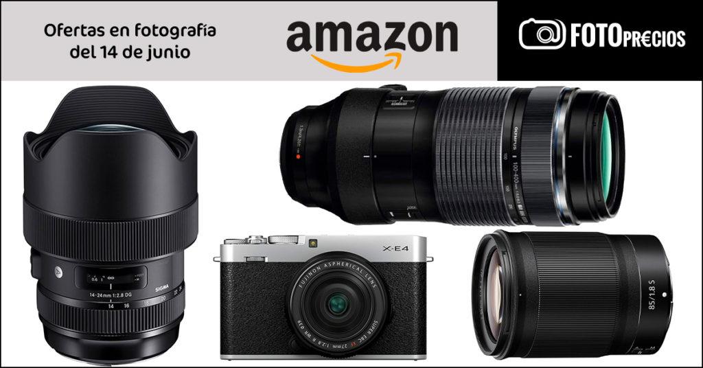 FotoPrecios mínimos del 14 de Junio: Olympus, Fujifilm, Nikon, Canon...