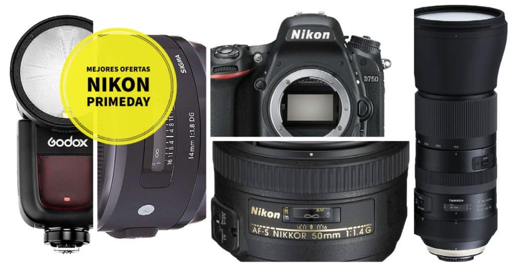 Precios mínimos Nikon para Prime Day 2021.